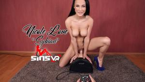 Sybian Nicole Love SinsVR Nicole Love vr porn video vrporn.com virtual reality