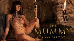 The Mummy A XXX Parody VRCosplayX Billie Star vr porn video vrporn.com virtual reality